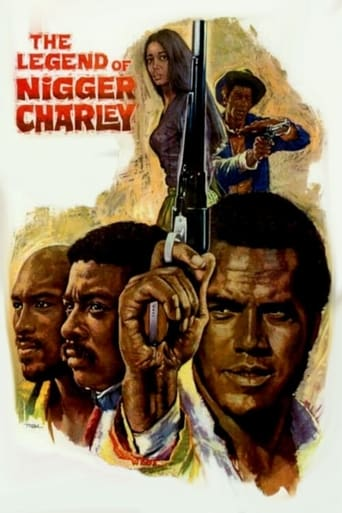 Poster of The Legend of Nigger Charley