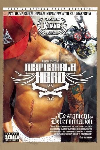Poster of Disposable Hero: The Brian Deegan Story