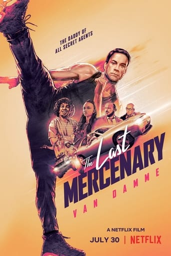 Poster of The Last Mercenary