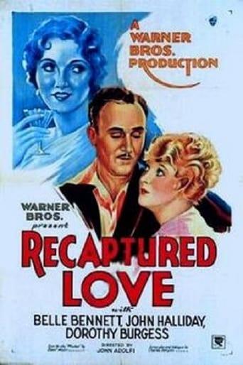 Poster of Recaptured Love