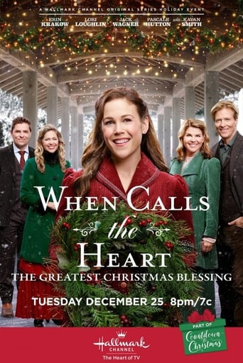 Poster of When Calls the Heart: The Greatest Christmas Blessing