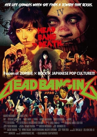 Poster of Dead Banging