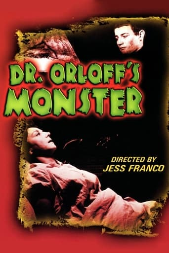 Poster of The Secret of Dr. Orloff