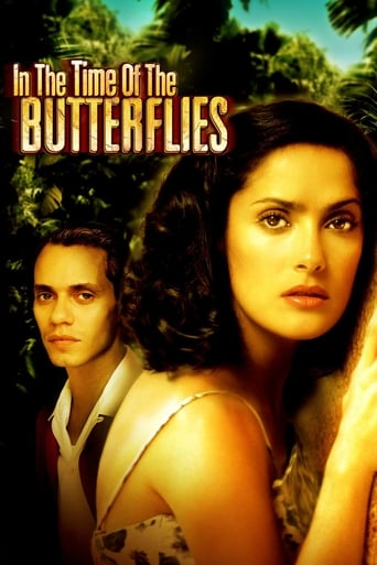 Poster of In the Time of the Butterflies