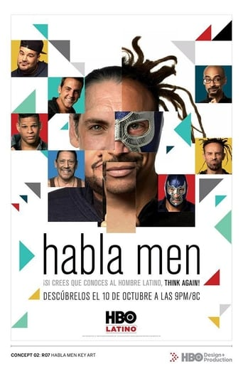 Poster of Habla Men
