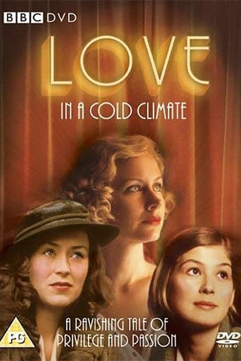 Poster of Love in a Cold Climate