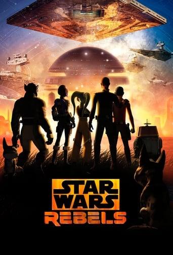 Poster of Star Wars Rebels