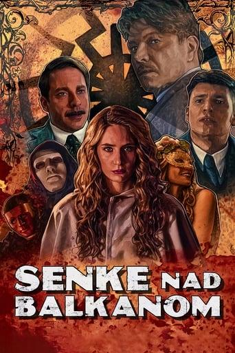 Poster of Shadows over Balkans