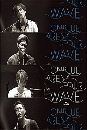 Poster of CNBLUE 2014 Arena Tour ~ Wave