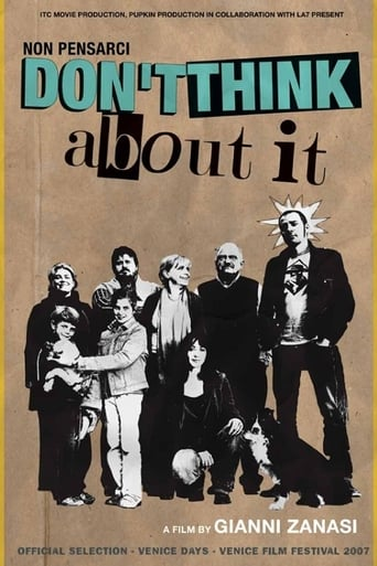 Poster of Don't Think About It