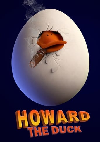 Poster of Howard the Duck