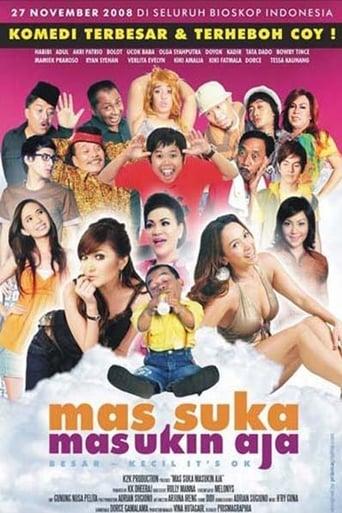 Poster of Mas Suka Masukin Aja