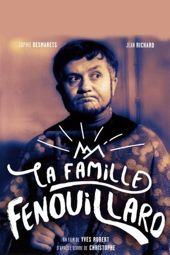 Poster of The Fenouillard Family