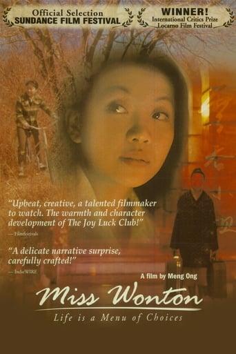 Poster of Miss Wonton