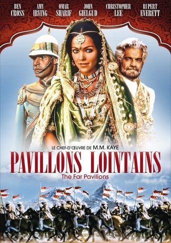 Poster of The Far Pavilions