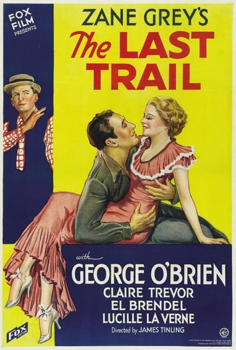 Poster of The Last Trail
