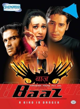 Baaz: A Bird in Danger poster