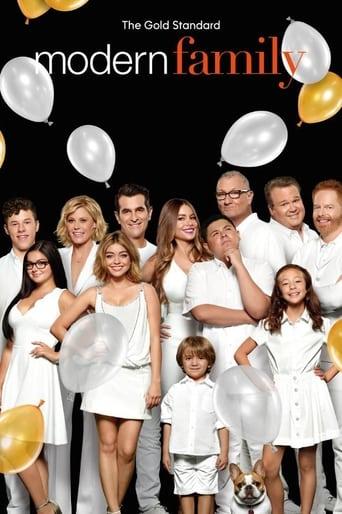 Moderni šeima / Modern Family (2017) 9 Sezonas