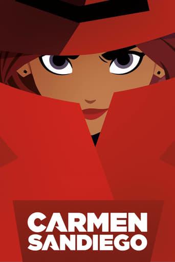 Filmplakat von Carmen Sandiego
