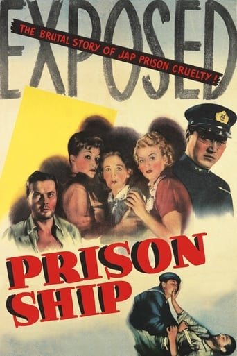 Poster of Prison Ship