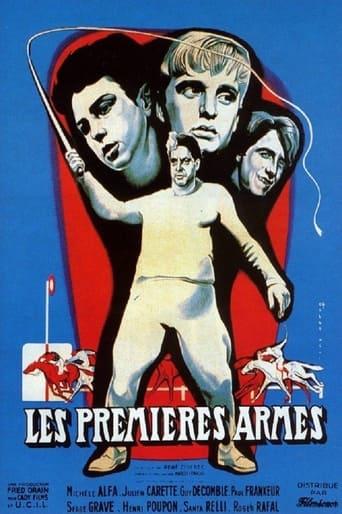 Poster of Les premières armes