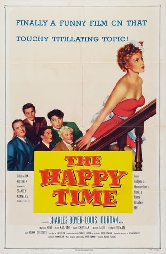 Poster of The Happy Time