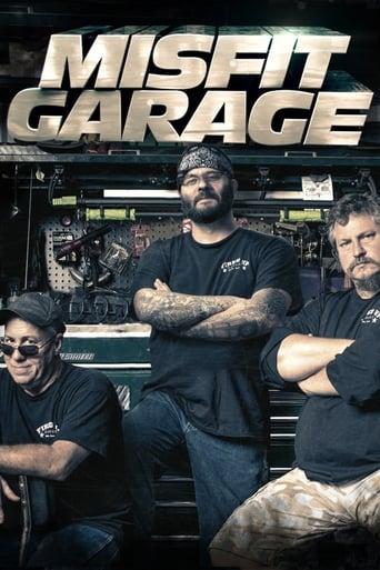 Poster of Misfit Garage