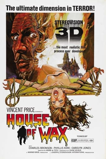 Poster of House of Wax: Unlike Anything You've Seen Before!