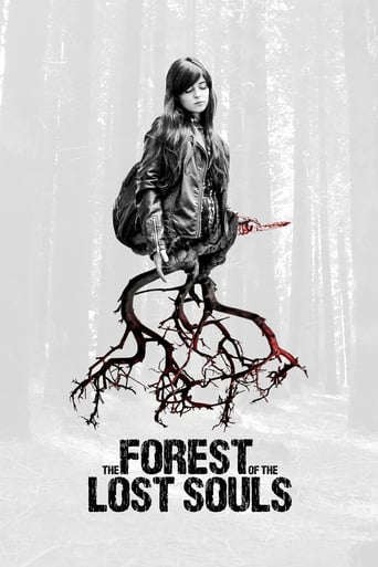 Poster of The Forest of the Lost Souls