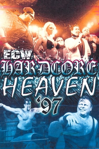 Poster of ECW Hardcore Heaven 1997