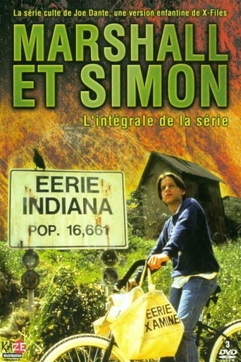 Poster of Eerie Indiana