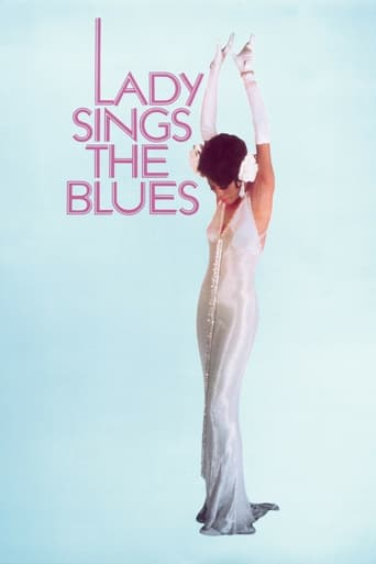 Poster of Lady Sings the Blues