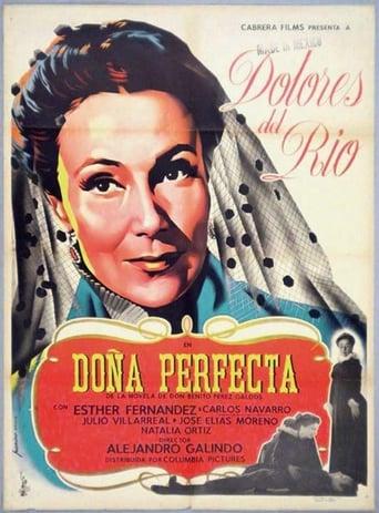 Poster of Doña Perfecta