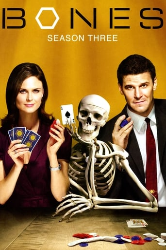 How old was Emily Deschanel in season 3 of Bones