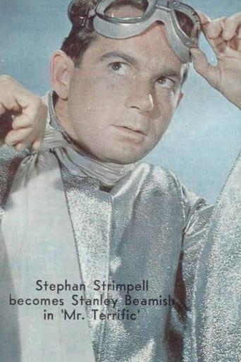 Poster of Mr. Terrific