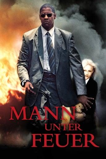 Filmplakat von Mann unter Feuer