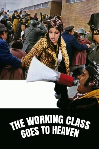 Poster of The Working Class Goes to Heaven