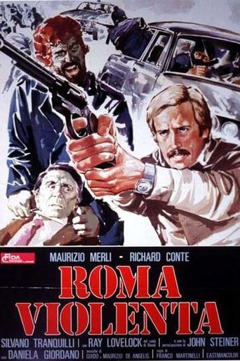 Poster of Violent City