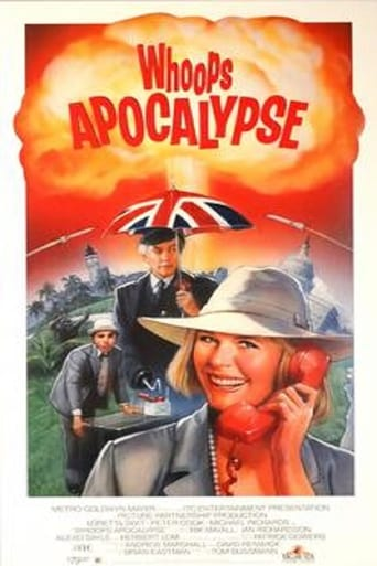 Poster of Whoops Apocalypse