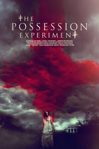 Poster of The Possession Experiment