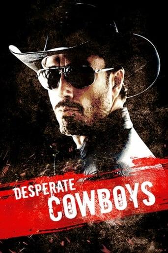 Poster of Desperate Cowboys