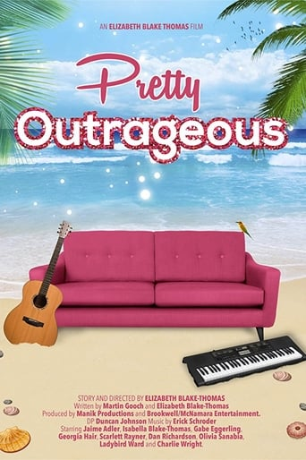 Poster of Pretty Outrageous