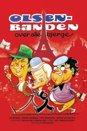 Poster of The Olsen Gang Long Gone