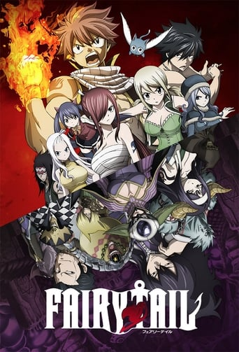Poster of Fairy Tail