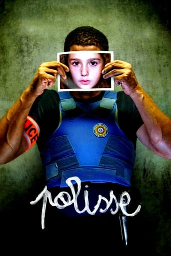 Poster of Polisse