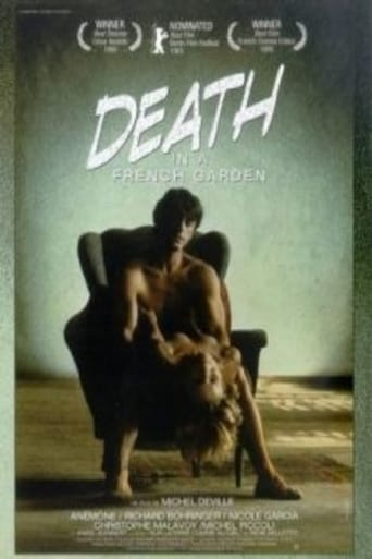 Poster of Death in a French Garden