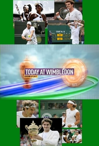 Poster of Today at Wimbledon
