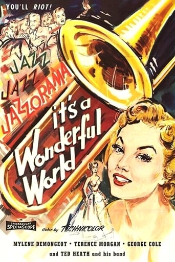 Poster of It's a Wonderful World
