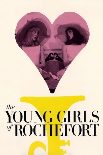 Poster of The Young Girls of Rochefort