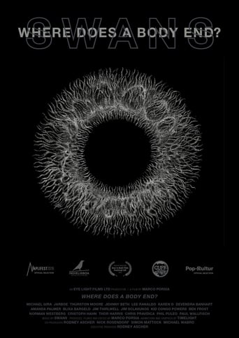 Poster of Swans: Where Does a Body End?